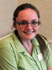 1211 Summerhill Employee of the Month - Bailee Walton