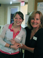 November 2012 Summerhill Employee of the Month - Emily Cutter