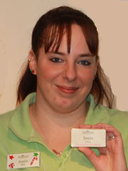 Jamie Martin - Employee of the Month - November 2013
